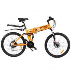 Электровелосипед Volteco INTRO PLUS