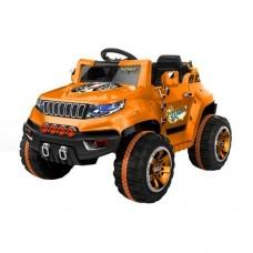 1toy Электромобиль Джип Оранжевый Т58707