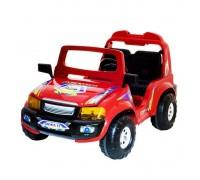 Электромобиль Touring Джип красный Kids Cars