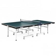 Теннисный стол тренировочный Joola World Cup + сетка Spring (ITTF, зелёный)