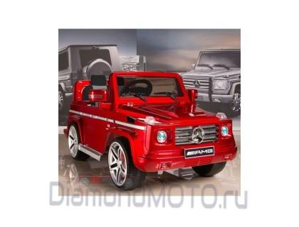Электромобиль R-Toys Mercedes-Benz DMD-G55 AMG New Version red