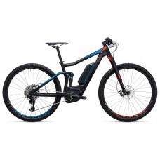 Двухподвесный велосипед cube stereo hybrid 120 c:62 slt 500 29 (2017)
