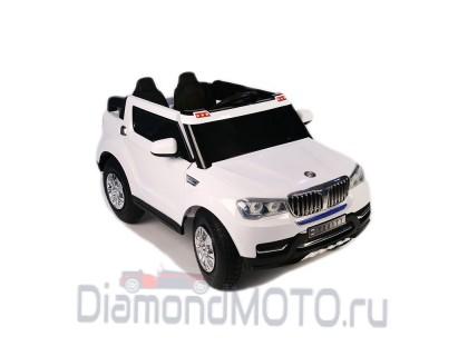 Электромобиль RiverToys BMW Т001ТТ белый