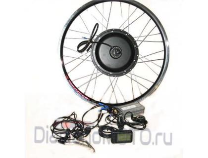Набор МОТОР-КОЛЕСО HF 39/40 (MXUS) 350-750Вт с LED Дисплеем