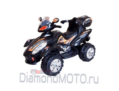 Электроквадроцикл TjaGo Winner 903FS черный