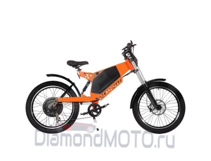 Велогибрид Eltreco Sparta New Lux Orange