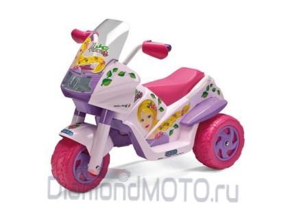 Электромобиль - Трицикл Peg Perego Raider Princess