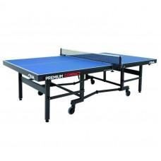 Теннисный стол профессиональный Stiga Premium Compact, ITTF (синий)