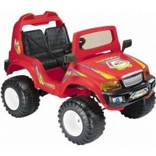 CHIEN TI Детский электромобиль с полным приводом на радиоуправлении CT-885R OFF-ROADER(4x4) красный
