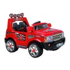 Электромобиль TjaGo 3-8лет Land Rover, 12v, р/у, белый, (116х70,5х71) 139YJ