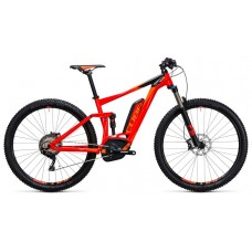 Двухподвесный велосипед cube stereo hybrid 120 hpa race 500 27.5 (2017)