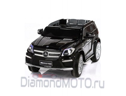 Электромобиль Rivertoys Mersedes-Bens GL63 LS-628 черный