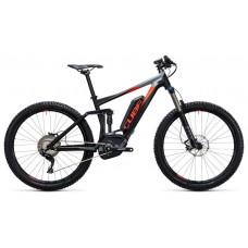 Двухподвесный велосипед cube stereo hybrid 140 hpa pro 400 27.5 (2017)