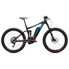 Двухподвесный велосипед cube stereo hybrid 140 hpa sl 500 27.5+ (2017)