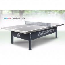 Супер прочный антивандальный стол, для игры на открытых площадках City Park Outdoor Start Line