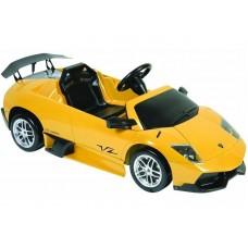Jetem Электромобиль Lamborghini Murcielago (Жетем) (желтый)