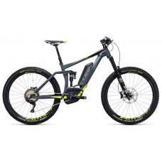 Двухподвесный велосипед cube stereo hybrid 160 hpa sl 500 27.5 (2017)