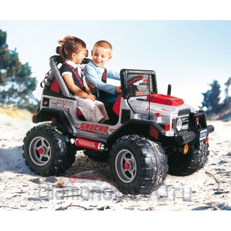 Детские электромобили Peg-Perego (Пег-Перего) – купить в ...
