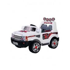Электромобиль Jetem Range 2-х моторный белый