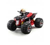 Квадроцикл Kids cars js318 черный