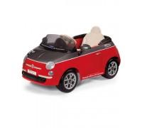 Электромобиль на р/у Peg-Perego Fiat 500 красный