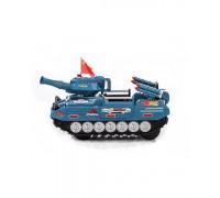 Электромобиль Rivertoys Танк С222СР синий