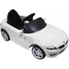Rastar Детский электромобиль BMW Z4 на р/у (Белый)