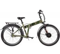Велогибрид Eltreco Patrol Кардан 28 Nexus7