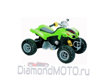 Электроквадроцикл TjaGo Strong 05RX зеленый