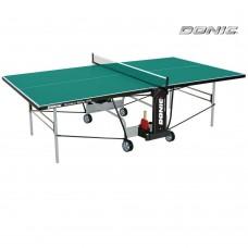 Всепогодный Теннисный стол Donic Outdoor Roller 800 (зелёный)