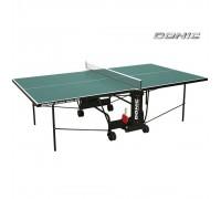 Всепогодный Теннисный стол Donic Outdoor Roller 600 (зелёный)