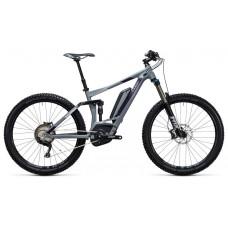 Двухподвесный велосипед cube sting wls hybrid 140 sl 500 27.5 (2017)
