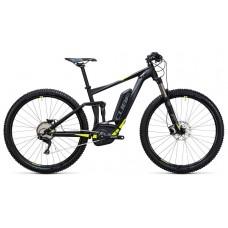 Двухподвесный велосипед cube stereo hybrid 120 hpa pro 400 29 (2017)