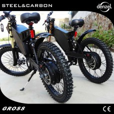 DENZEL 72V 3000W GROSS electric bicycle