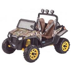 Peg Perego Детский электромобиль Polaris RZR 900 camouflage Peg-Perego (Пег Перего)