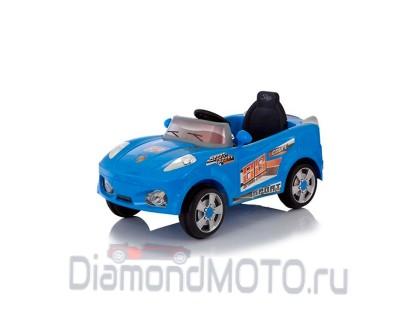 Электромобиль Jetem Coupe Blue