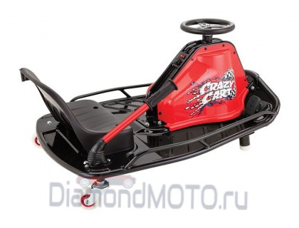 Электрокар для дрифта Razor Crazy Cart