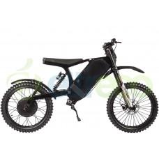 Электромотоцикл Eltreco Escort Карбон 2000W