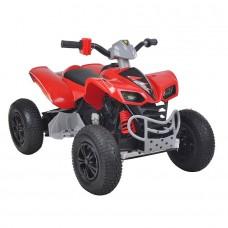 Электроквадроцикл 12V/10Ah*2 красный