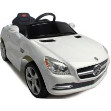 Rastar Детский электромобиль Merсedes-Benz SLK на р/у (Красный)
