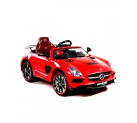 Электромобиль Mercedes-Benz SLS А333АА красный Rivertoys