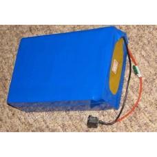 Литий-железо-фосфатный аккумулятор (LiFePO4 48V 12Ah)