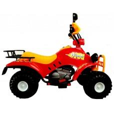 TCV Детский квадроцикл TCV-606 TORNADO красный