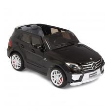 RT Электромобиль ML63 Mercedes-Bens Amg 12V R/C бордо с резиновыми колесами