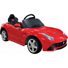 Электромобиль Rastar Ferrari F12 с аккумулятором красная 81900