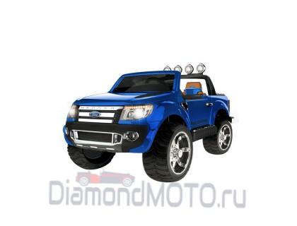 Электромобиль R-toys Ford Range синий
