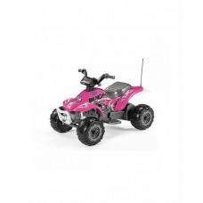 Электроквадроцикл Peg-Perego Corral Bearcat Pink