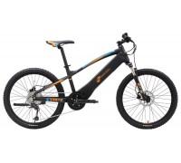 Электровелосипед scool e-trox 24-9 (2017)