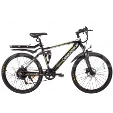Электровелосипед Uberbike S26 500W Black