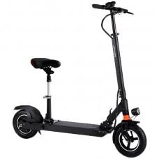 Электросамокат El-sport scooter Y5S 500W 48V 13Ah (с сиденьем, двойная подвеска)